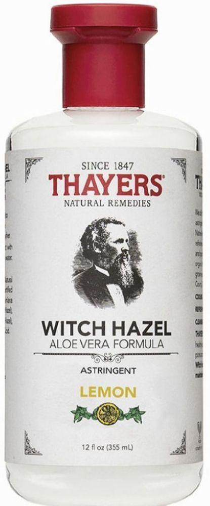 THAYERS Witch Hazel Lemon (355 ml )