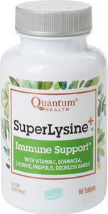 QUANTUM HEALTH Super Lysine Plus + (90 Tabs)