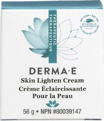 DERMA E Skin Lighten Natural Age Spot Creme ( 56 gr)