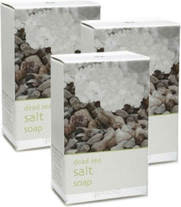JERICHO Salt Soap (125 g - 3-Pack)
