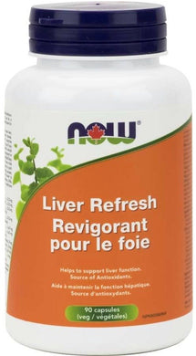 NOW Liver Refresh (90 caps)