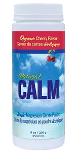 NATURAL CALM Magnesium (Cherry - 236 ml)