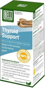 BELL Thyroid Support (90 Caps )