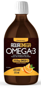 AQUAOMEGA AO 3: 1 Daily Maintenance (Orange - 225 ml)