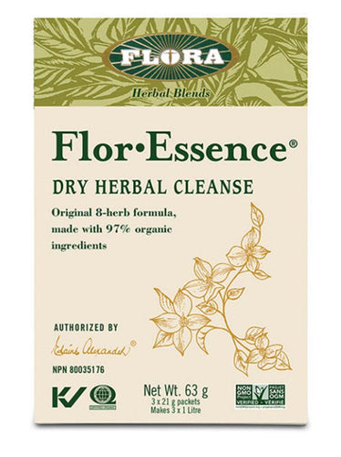 FLORA Flor•Essence® Dry Herbal Tea Blend (63 gr)