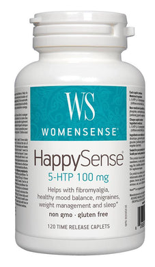 WOMENSENSE HappySense 5HTP (100 mg - 120 caplets)