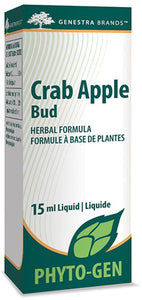 Genestra Crab Apple Bud (15 ml)