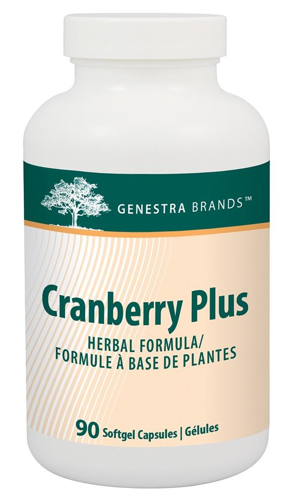 Genestra Cranberry Plus (90 V-Caps)