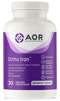 AOR Ortho Iron (60 Caps)