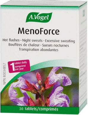 A VOGEL Menoforce (30 Tablets)