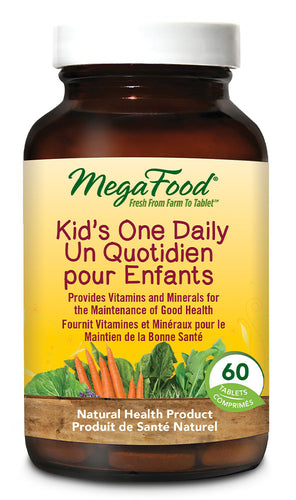 MEGAFOOD Kid's One Daily ( 60 Tab )
