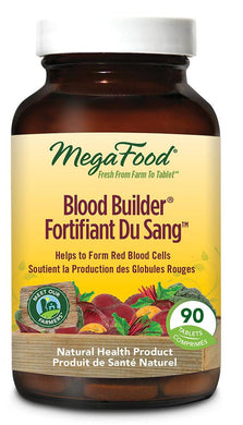 MEGAFOOD Blood Builder (90 caps)