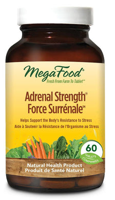 MEGAFOOD Adrenal Strength (60 tabs)