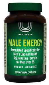 ULTIMATE Male Energy (60 Caps)