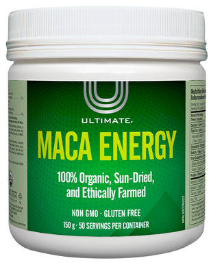 ULTIMATE Maca Energy Powder (150 gr)