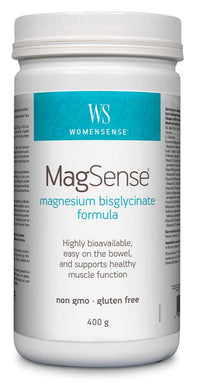WomenSense MagSense Powder  (400 gr)