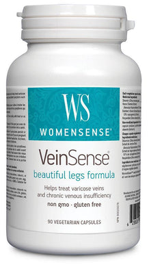 WOMENSENSE VeinSense (90 veg caps)