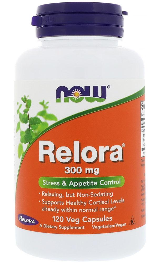 NOW Relora (300 mg - 120 Caps)