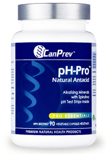 CANPREV pH-Pro™ Natural Antacid (90 caps)