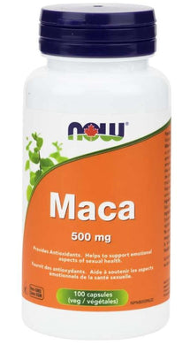 NOW Maca (500 mg - 250 caps)