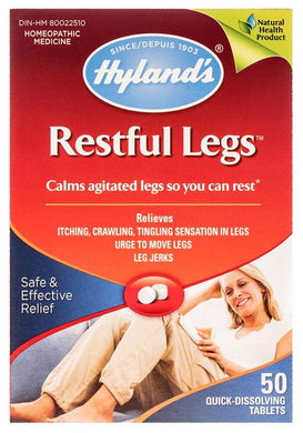 HYLANDS Restful Legs (50 tabs)