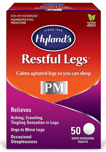 HYLANDS Restful Legs PM (50 tabs)