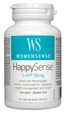 WOMENSENSE HappySense 5HTP (50mg - 60 caplets)
