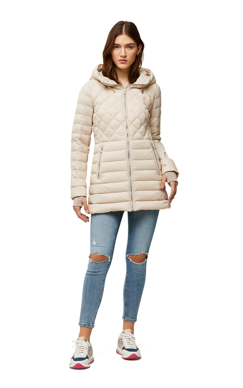 Soia & Kyo Alyssandra Ladies Down Coat