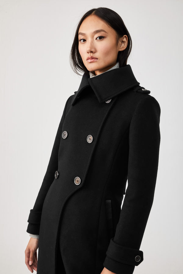 Mackage Elodie Women's Wool Coat