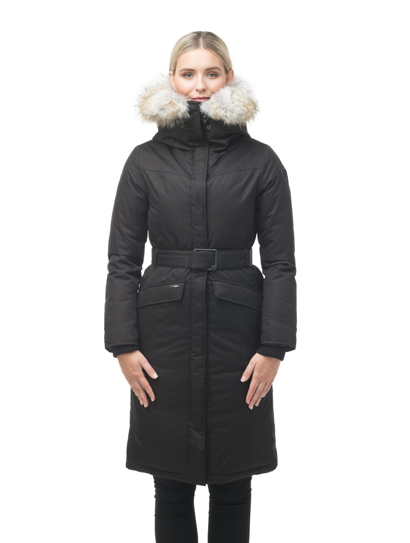 Nobis Morgan Ladies Long Parka