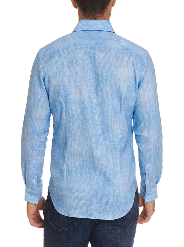 Rylee Long Sleeve Tailored Fit Shirt