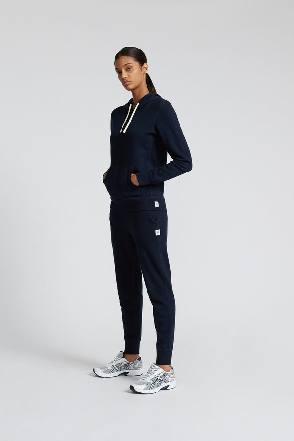 REIGNING CHAMP WOMENS LIGHTWEIGHT TERRY PULLOVER HOODIE