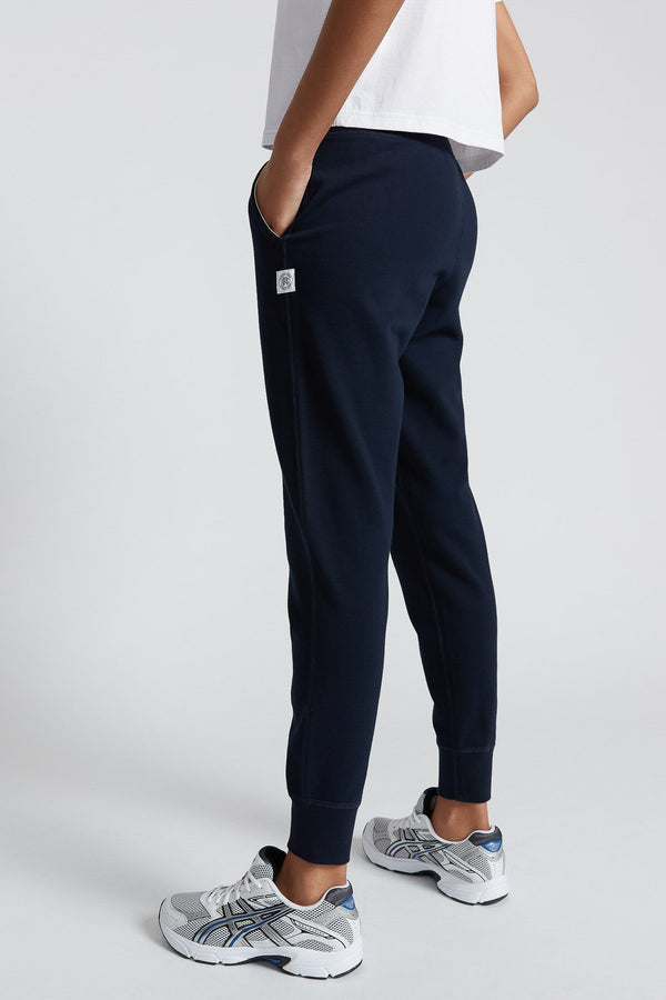 REIGNING CHAMP WOMENS LIGHTWEIGHT TERRY SLIM SWEATPANT