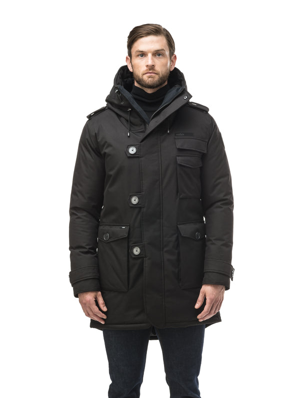 Nobis Shelby Men's Military Parka