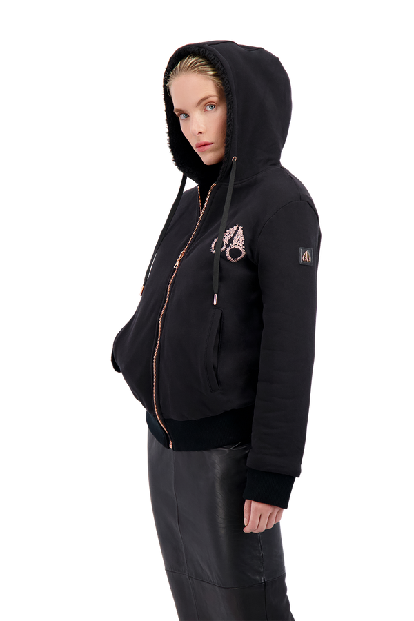Moose Knuckles Sherbourne Women's Zip Up