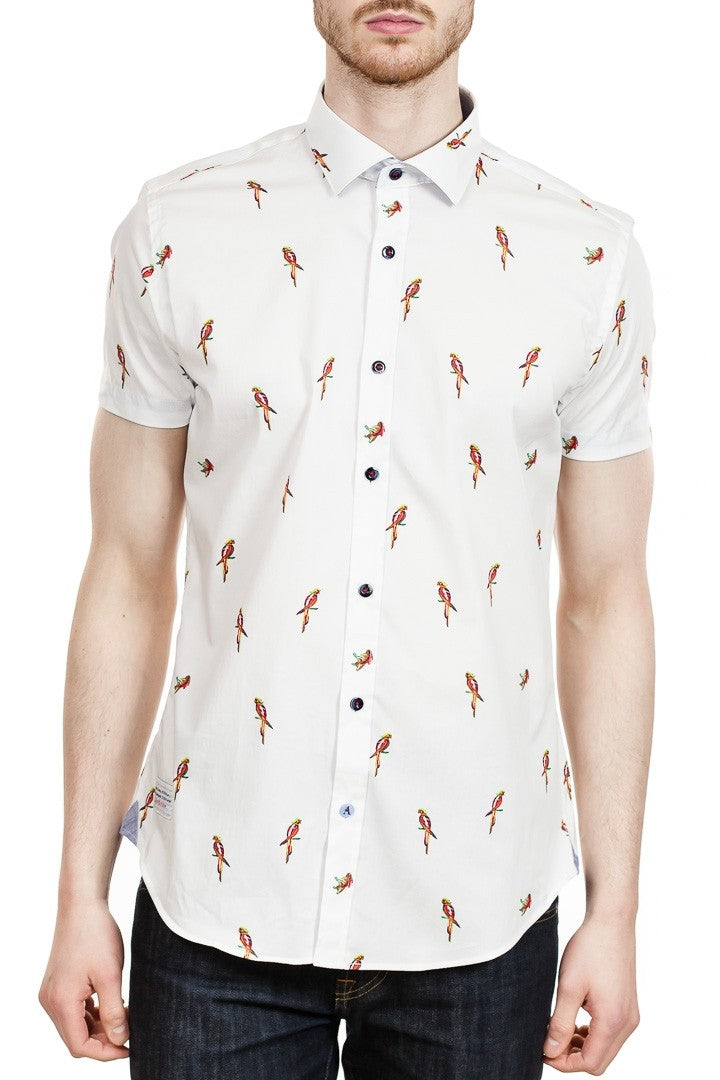 A Fish Named Fred Parrots Shirt