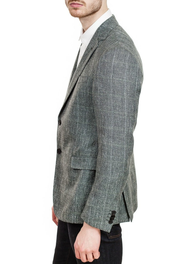 BOSS Nobis 6 Slim-fit Jacket in Grey