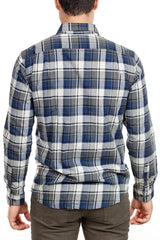 Brax - Dalton Check Shirt - Blue