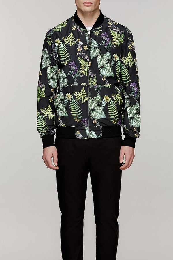 Mackage Dimos-R Men&#39 s Reversible Bomber Jacket