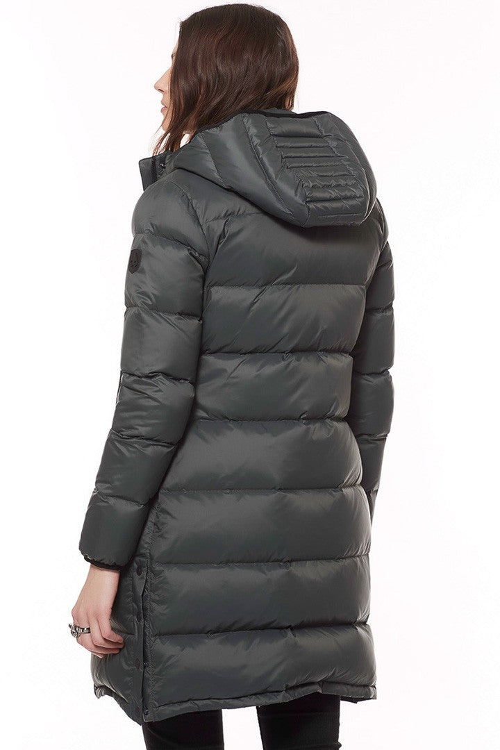 Moose Knuckles Lac Bouchette Parka in Black