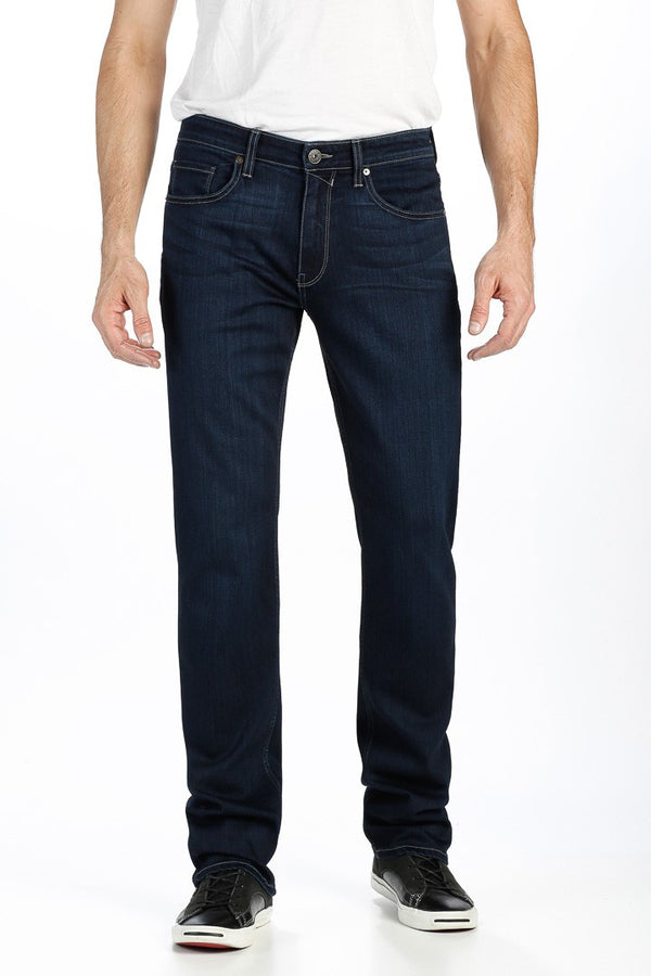 PAIGE Lennox Skinny Fit Jeans in Derrick