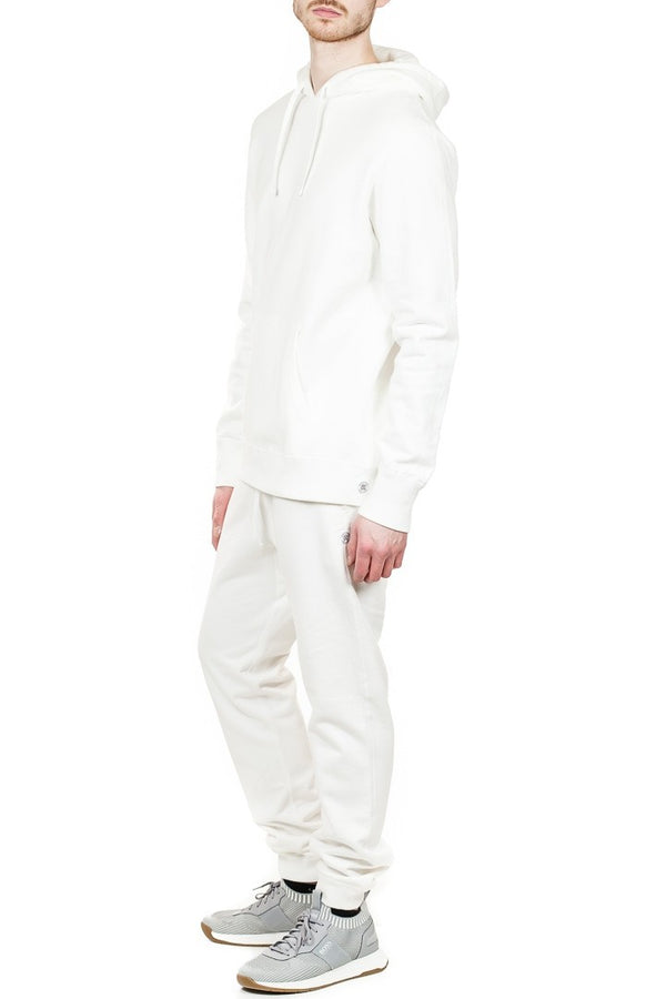 Reigning Champ Slim Sweatpant in Winter White