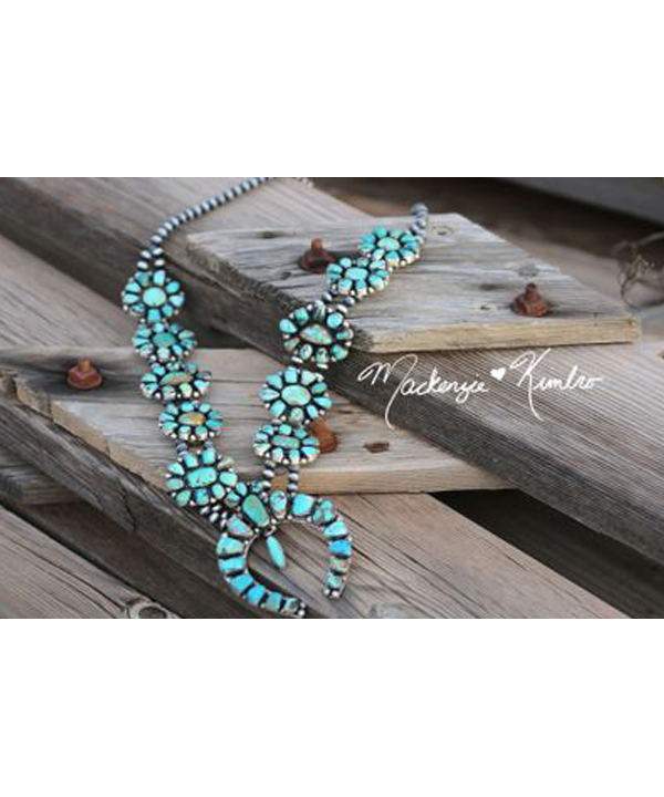 Turquoise & Timber