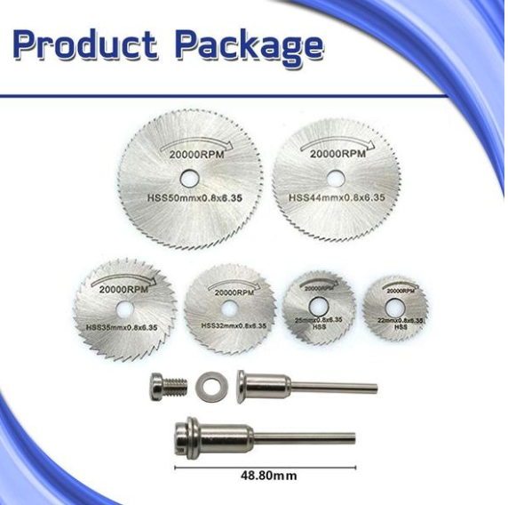 Disc Drill Blades and Mandrel--Buy More Save More!!!