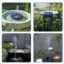Load image into Gallery viewer, 🔥$29.99 Only Last 3 Days🔥Spring Solar Powered Fountain Pump