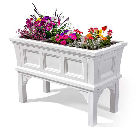 Atherton Raised Planter Box