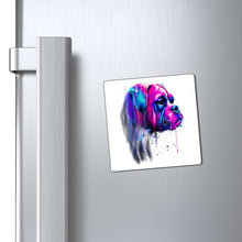 Load image into Gallery viewer, Boxer Watercolor Magnet