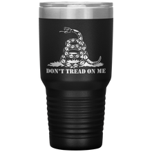 Load image into Gallery viewer, Don't Tread on Me Snake Tumbler