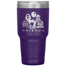 Load image into Gallery viewer, Friends Horror, 30oz Tumbler