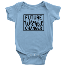 Load image into Gallery viewer, Future World Changer, Onesie